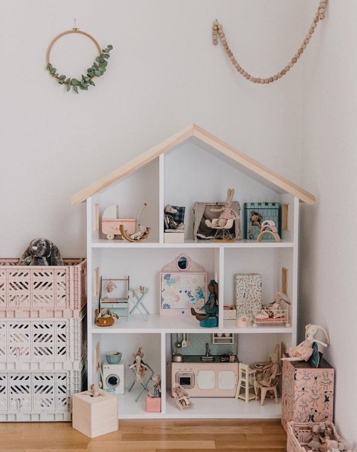 Maileg poppenhuis met houten details-1