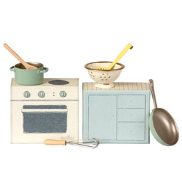 Maileg Cookingset - Micro