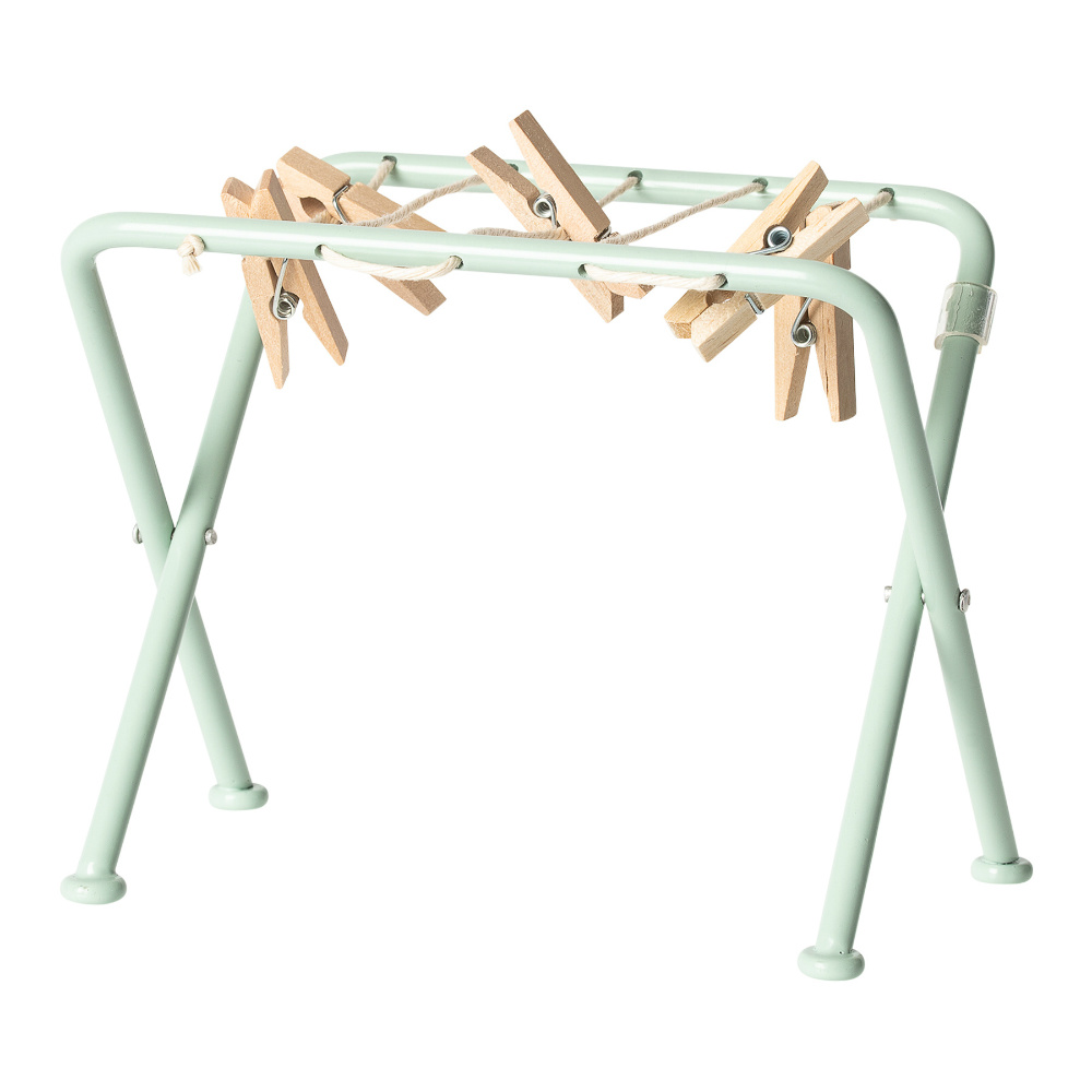 Drying rack with pegs-3