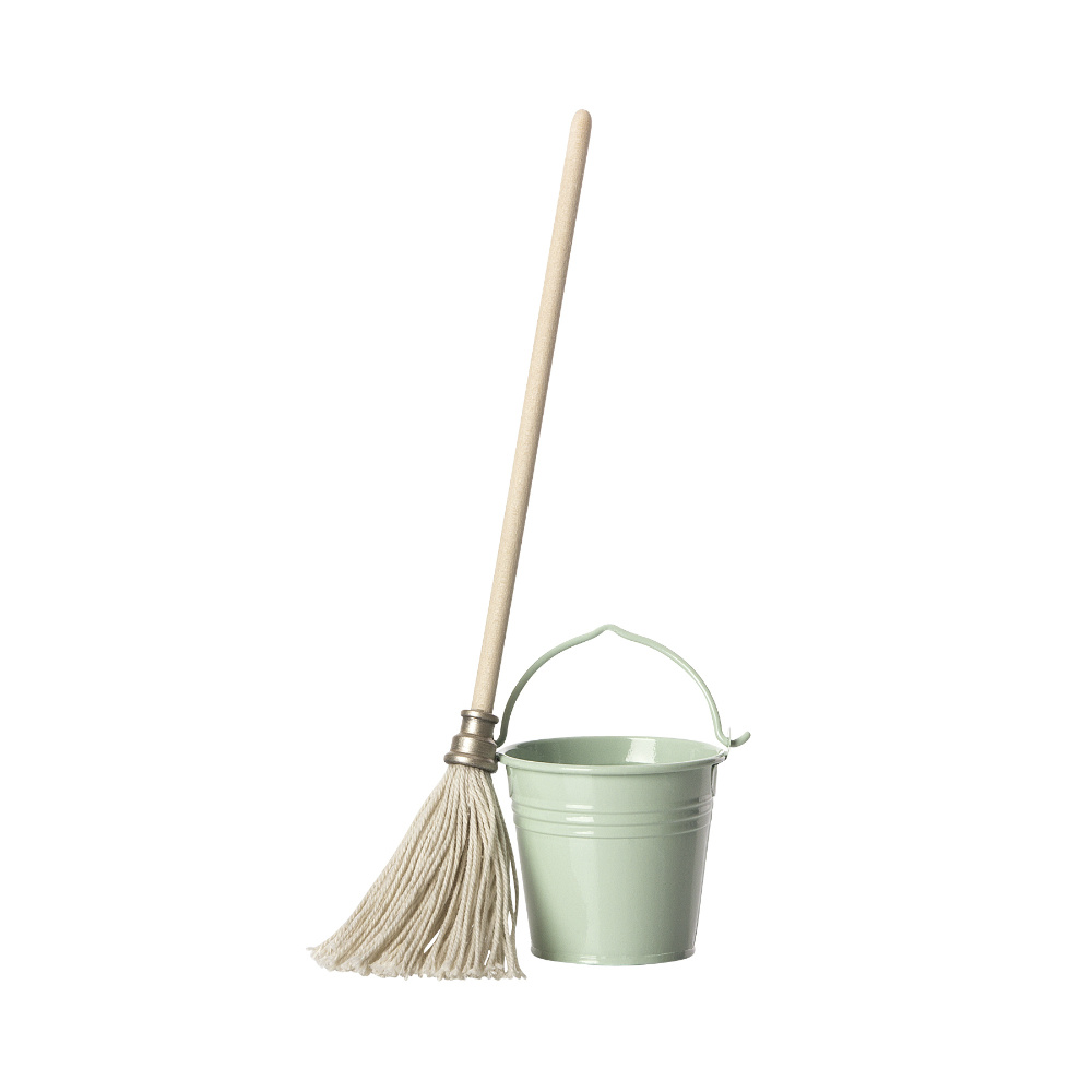 Bucket and Mop-1