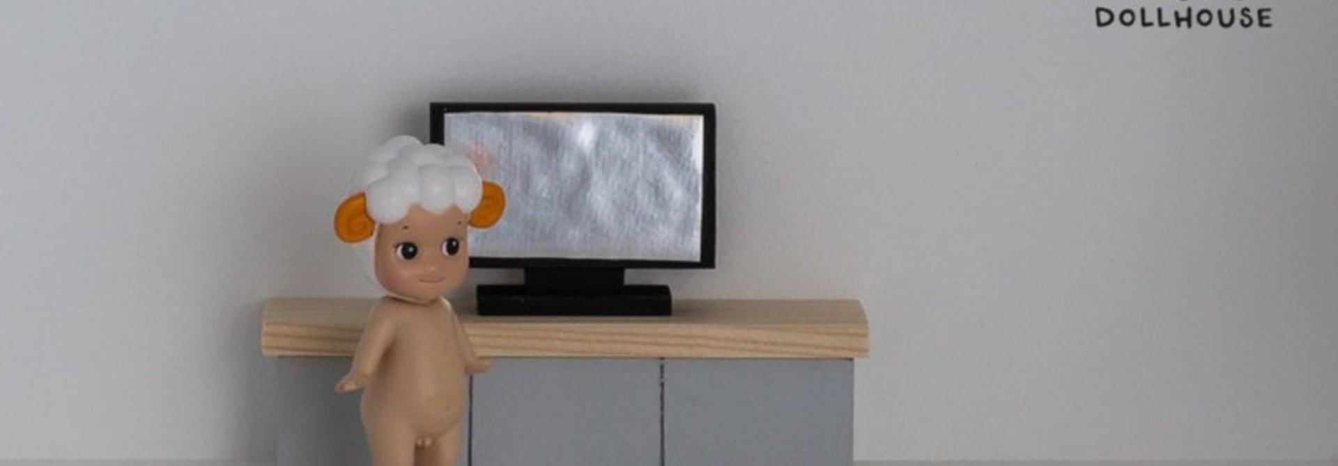 TV Furniture Grey