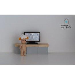 Project Dollhouse TV Meubel Grijs