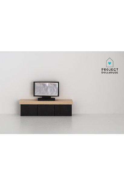 TV Furniture Black