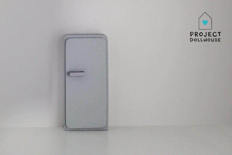 Refrigerator Grey-1