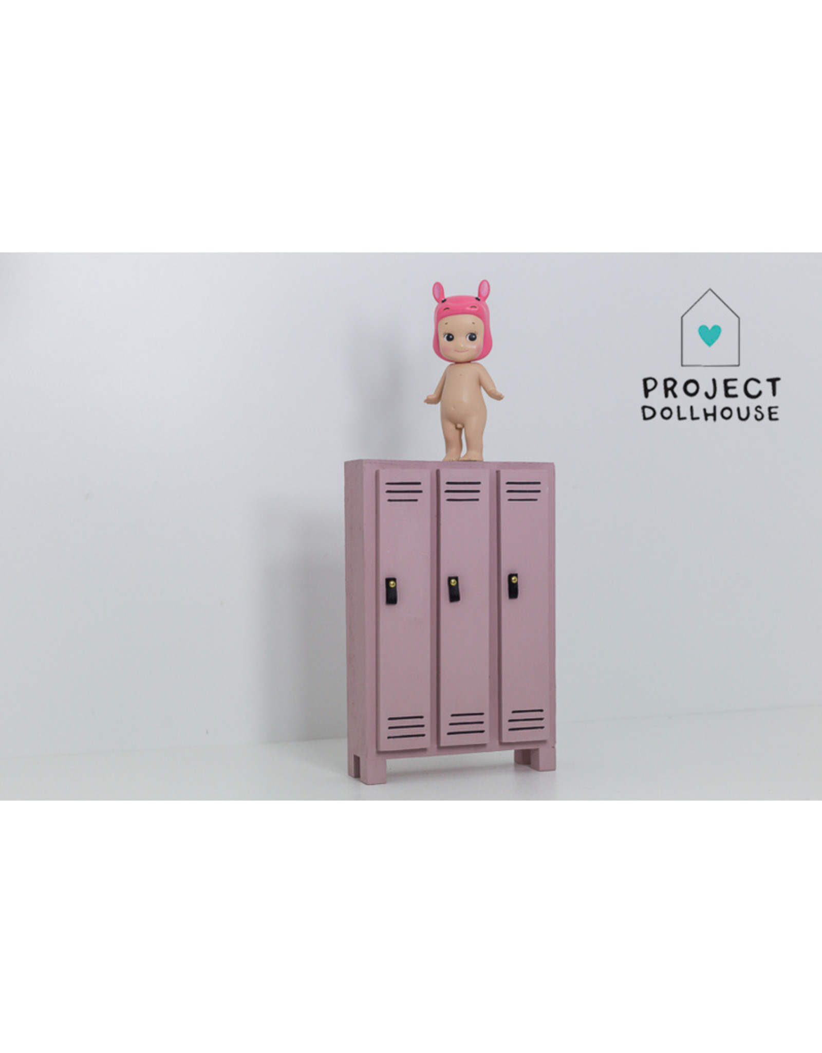 Project Dollhouse Locker Cabinet