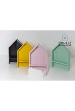 Project Dollhouse Bureau Huisje