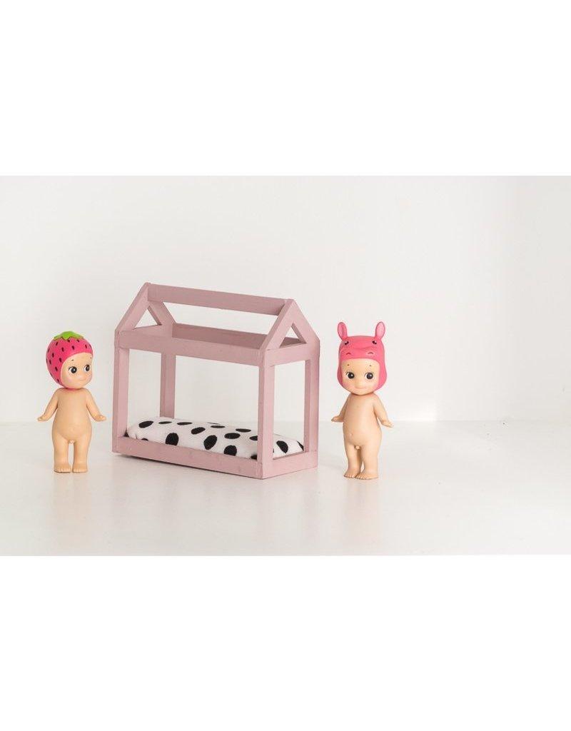 Project Dollhouse Bedhuisje Oudroze