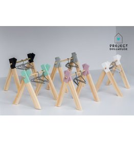 Project Dollhouse Clothing Rack
