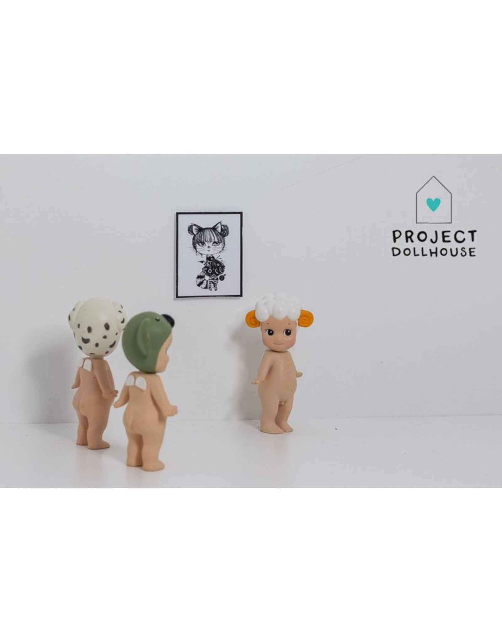 """Project Dollhouse Poster: """"Cat"""""""