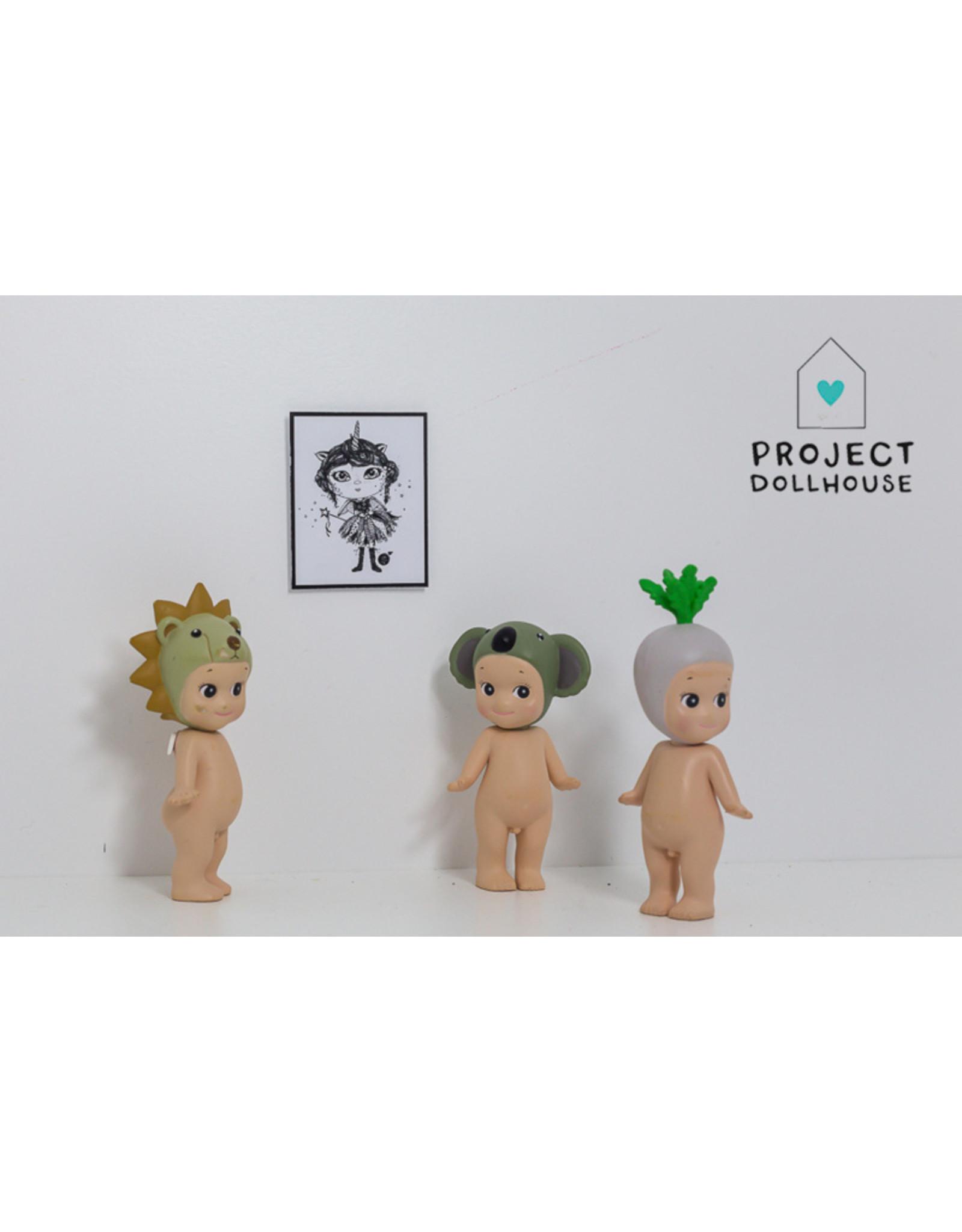"Project Dollhouse Poster: ""Unicorn Magic"""