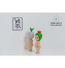"Project Dollhouse Poster: ""Konijn"""