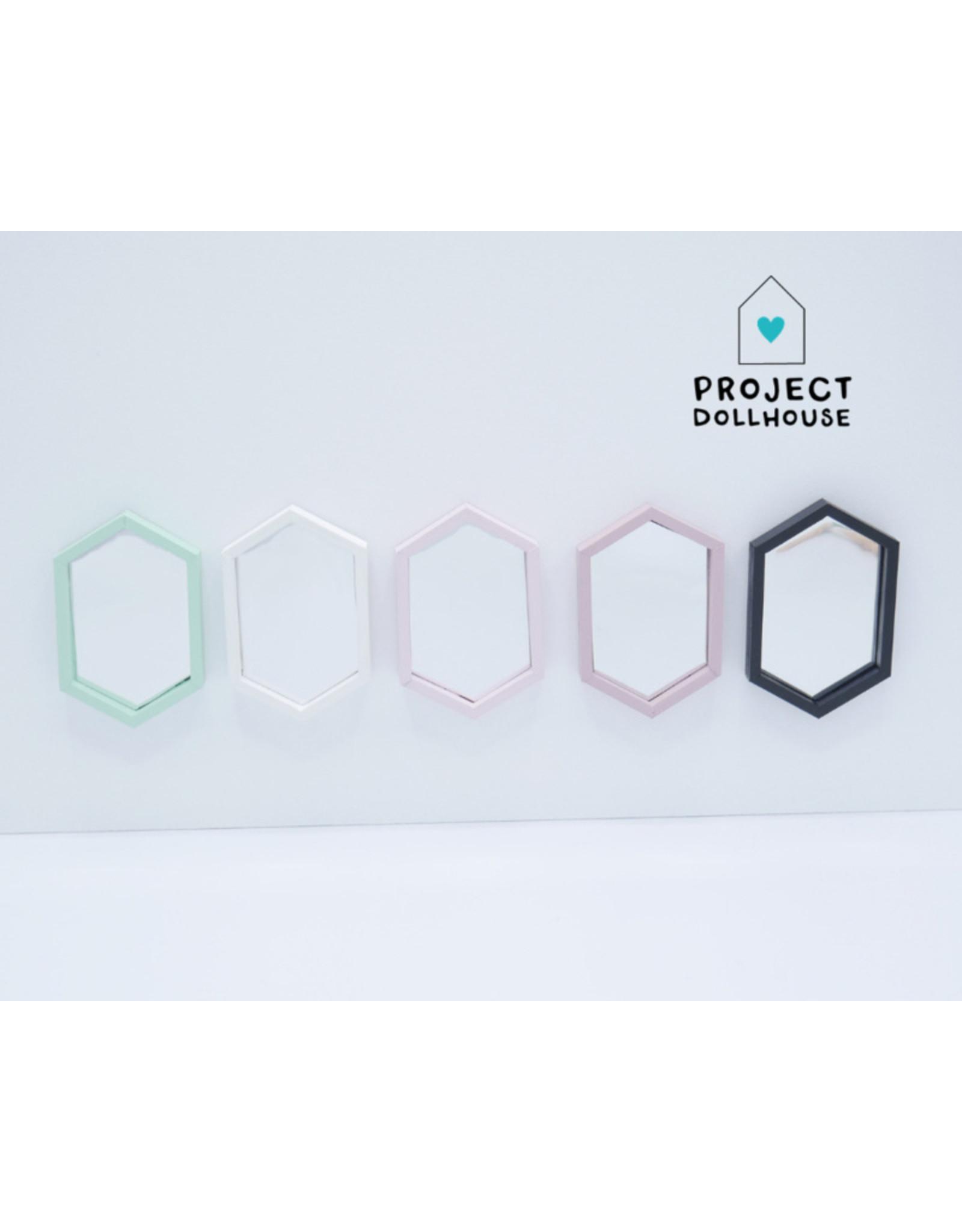 Project Dollhouse Hexagon Mirror Long Model