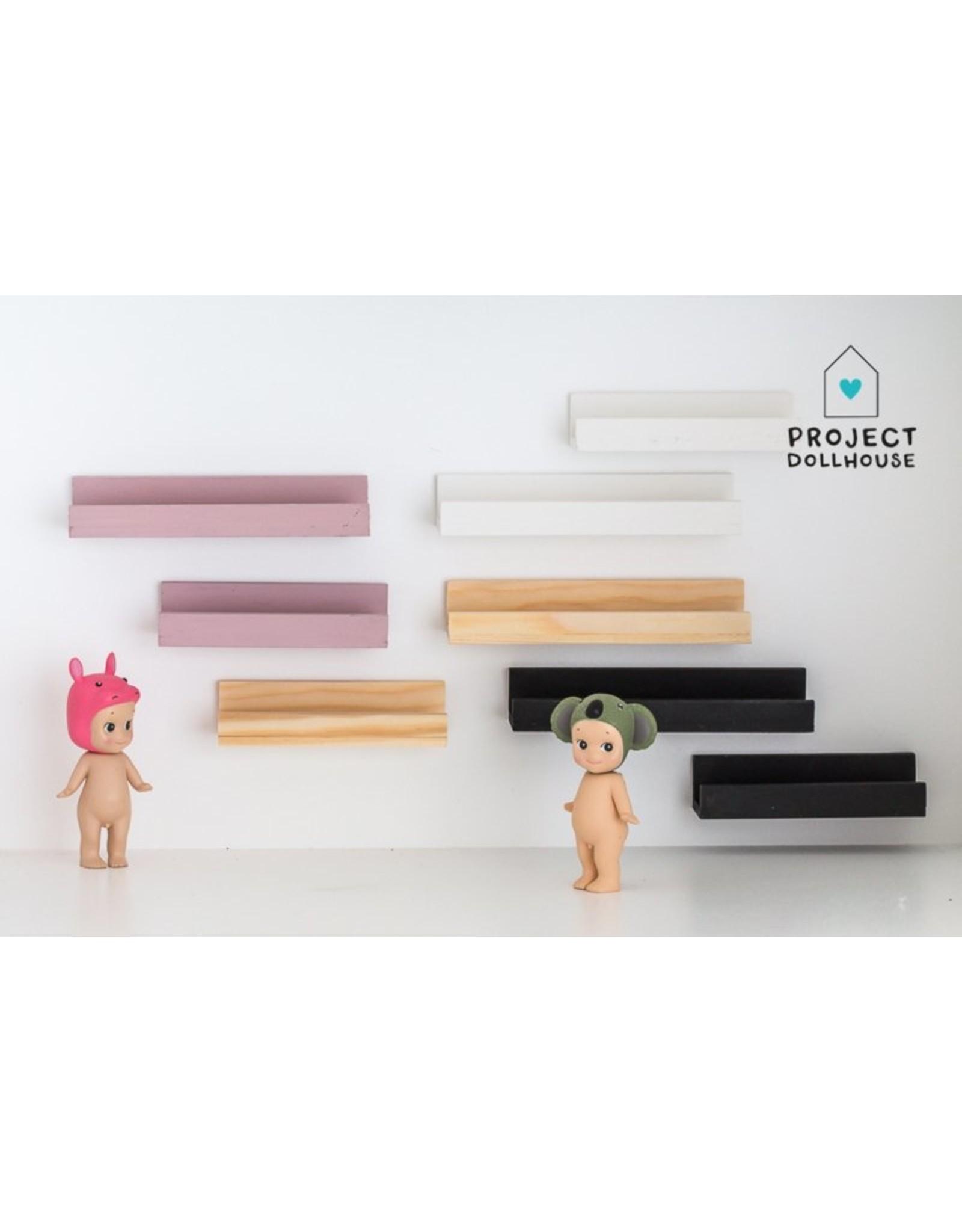Project Dollhouse Wall Rack Open Model