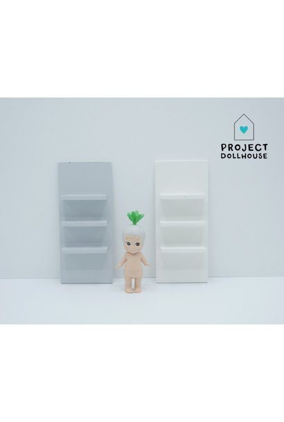 Wooden Wall Unit Small