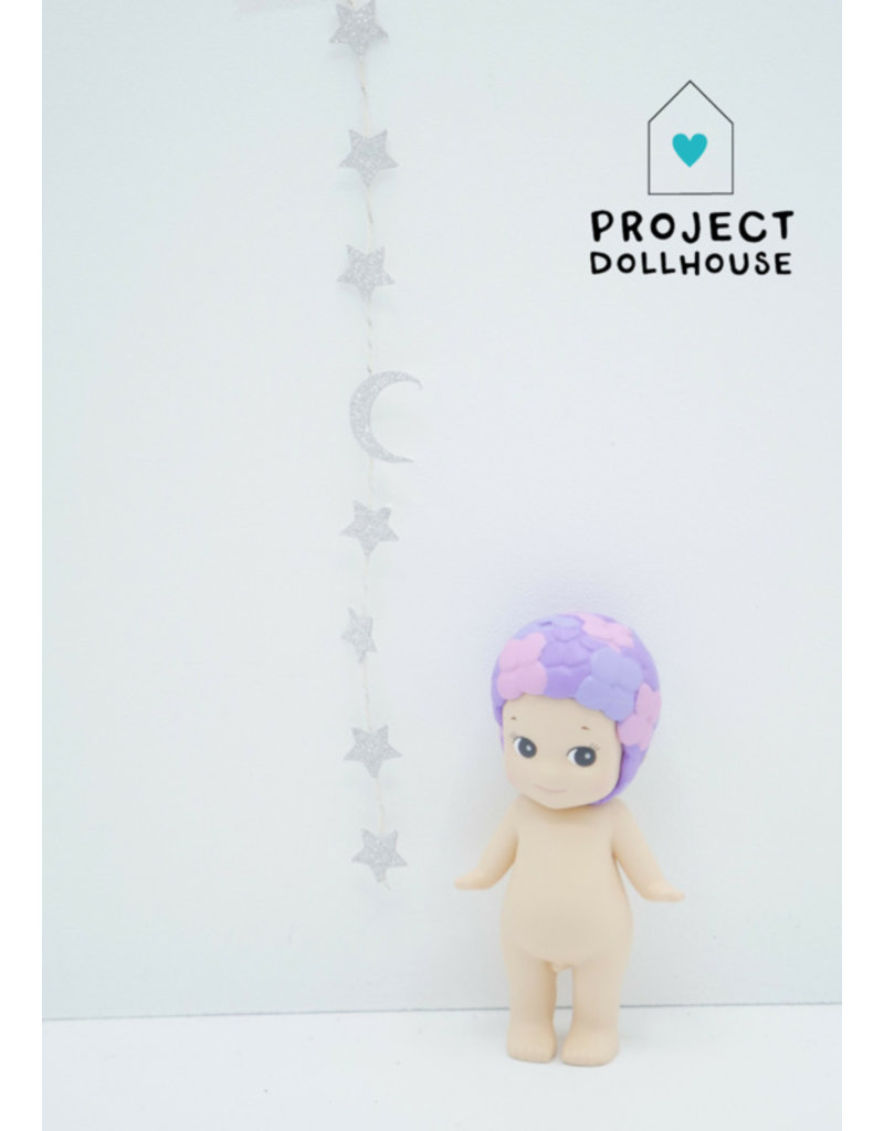 """Project Dollhouse Garland """"Over the moon"""""""