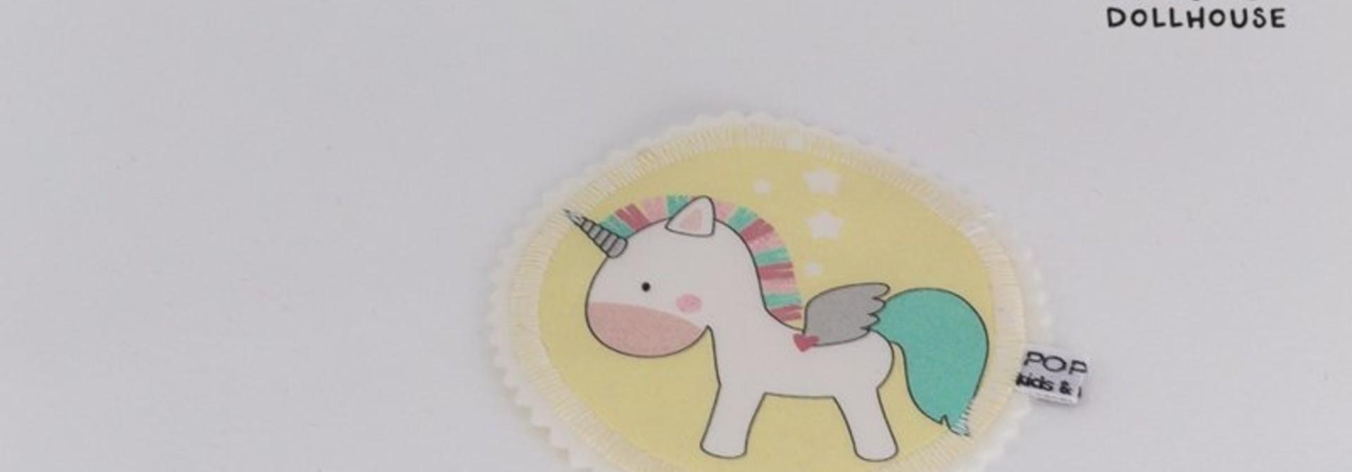 """Vloerkleed """"Unicorn"""""""
