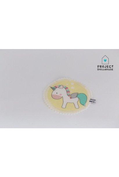 Unicorn carpet