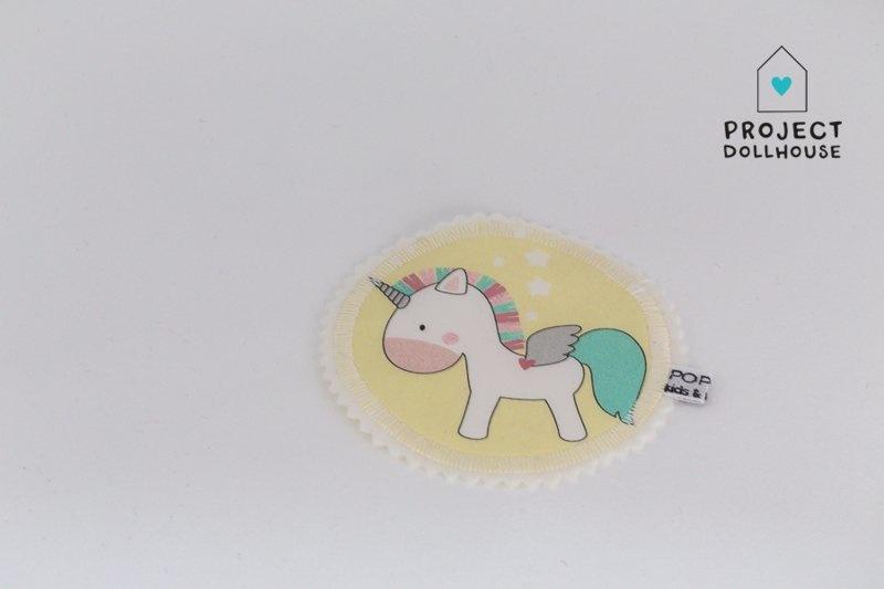 """Vloerkleed """"Unicorn""""-1"""