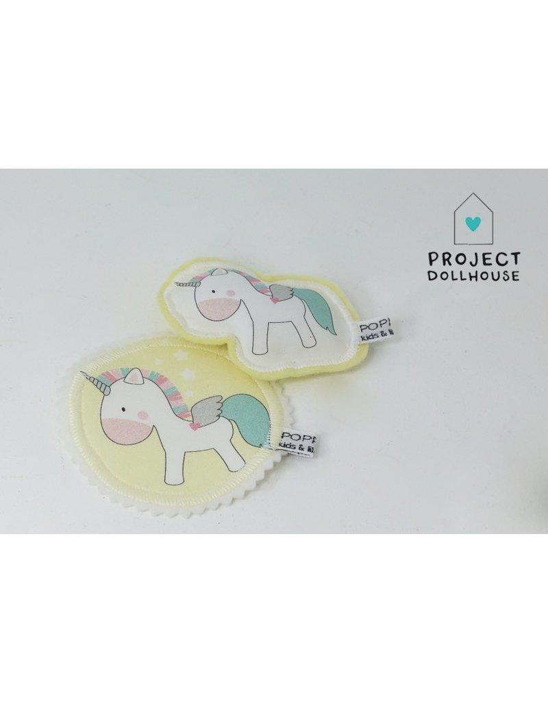 "Poppaa Pillow ""Unicorn"""