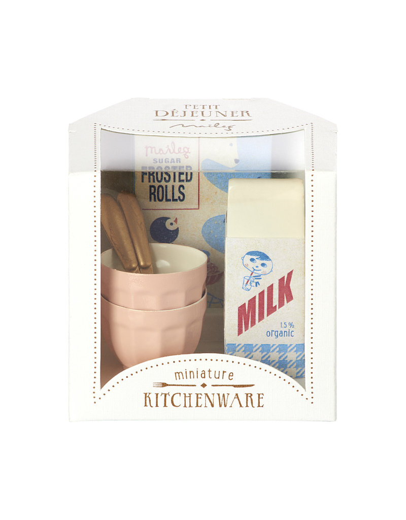 Maileg Breakfast set - Mini