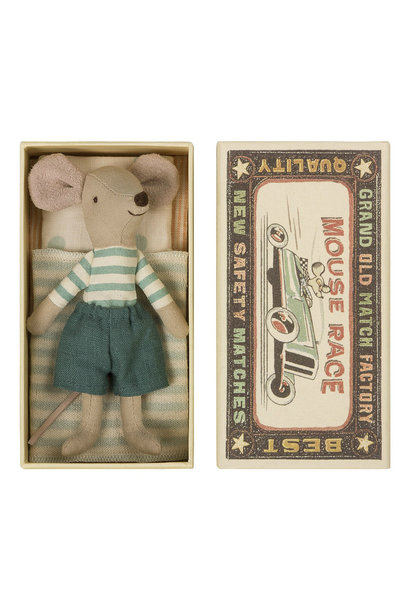 Big Brother Mouse 1 in Matchbox - 12 cm