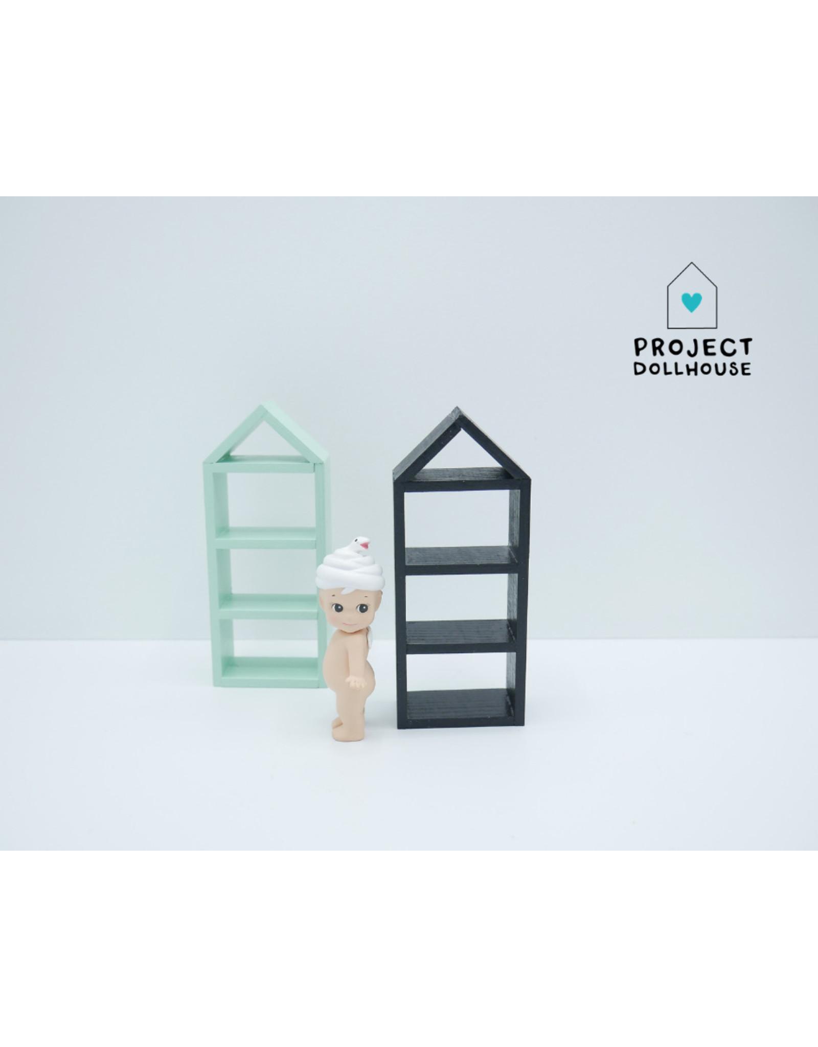 Project Dollhouse Huisjeskast Smal