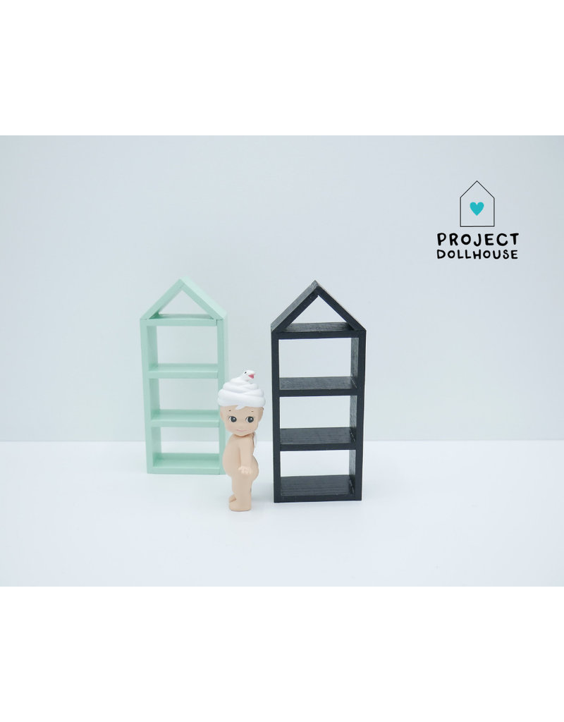 Project Dollhouse House Shaped Closet Small