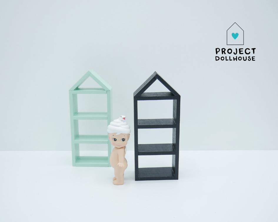 House Shaped Closet Small-2