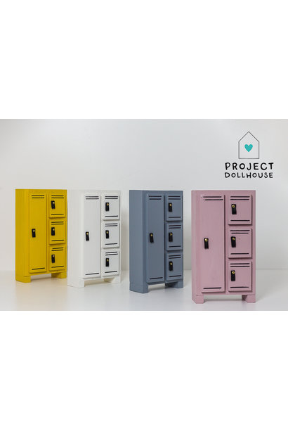 Locker Cabinet 4 Doors