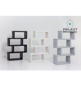 Project Dollhouse Kubuskast