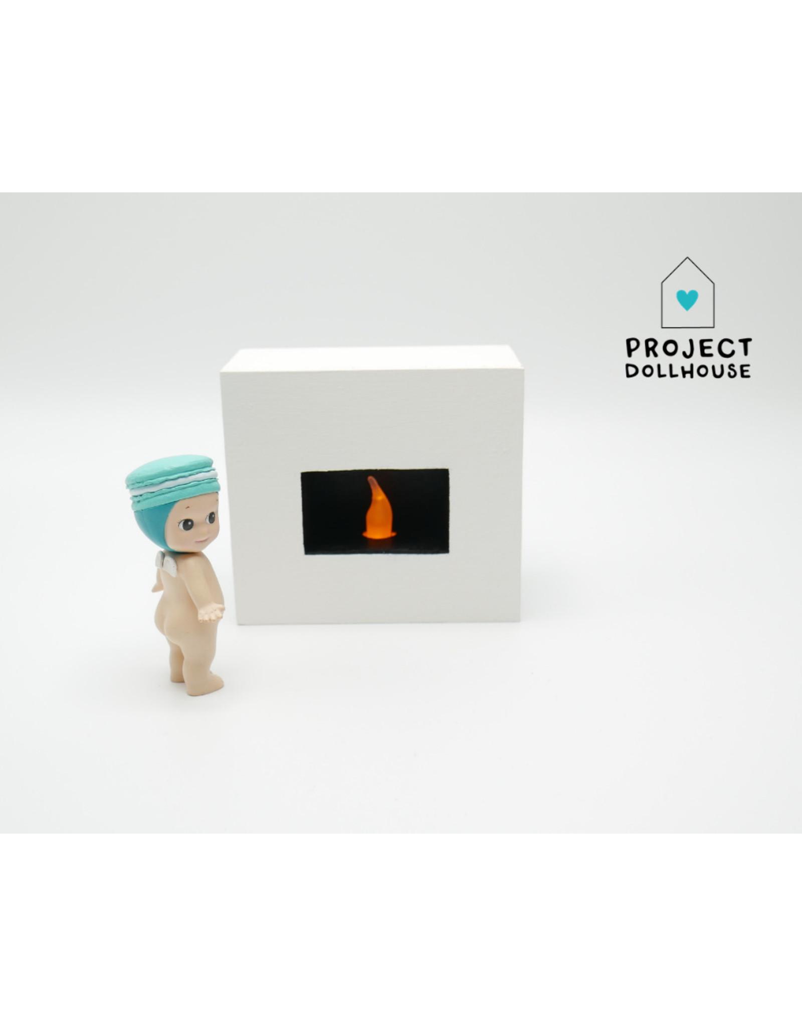 Project Dollhouse Openhaard