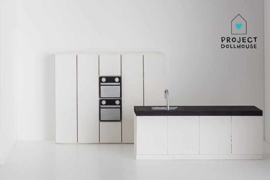 Complete kitchen white-3