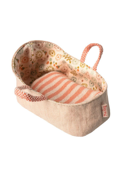 Carry Cot Rose
