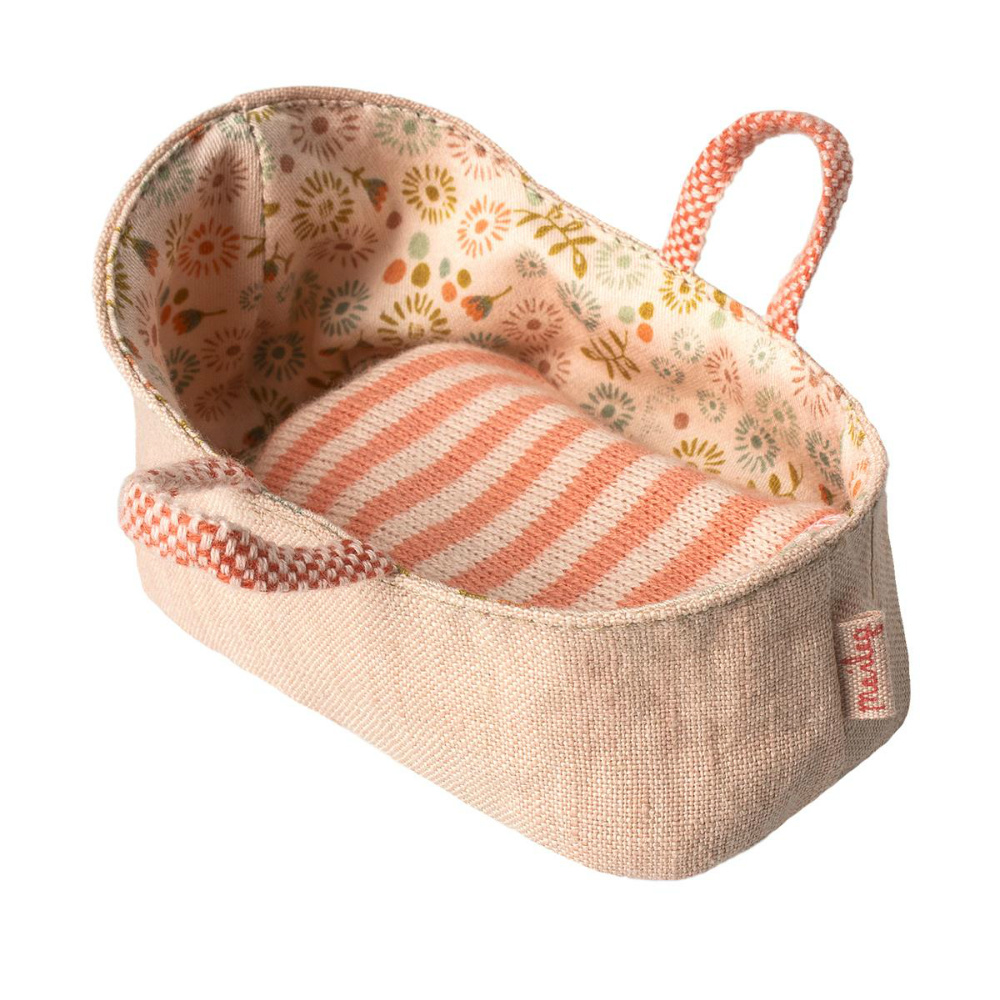 Carry Cot Rose-1