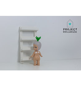 Project Dollhouse Magazine rack