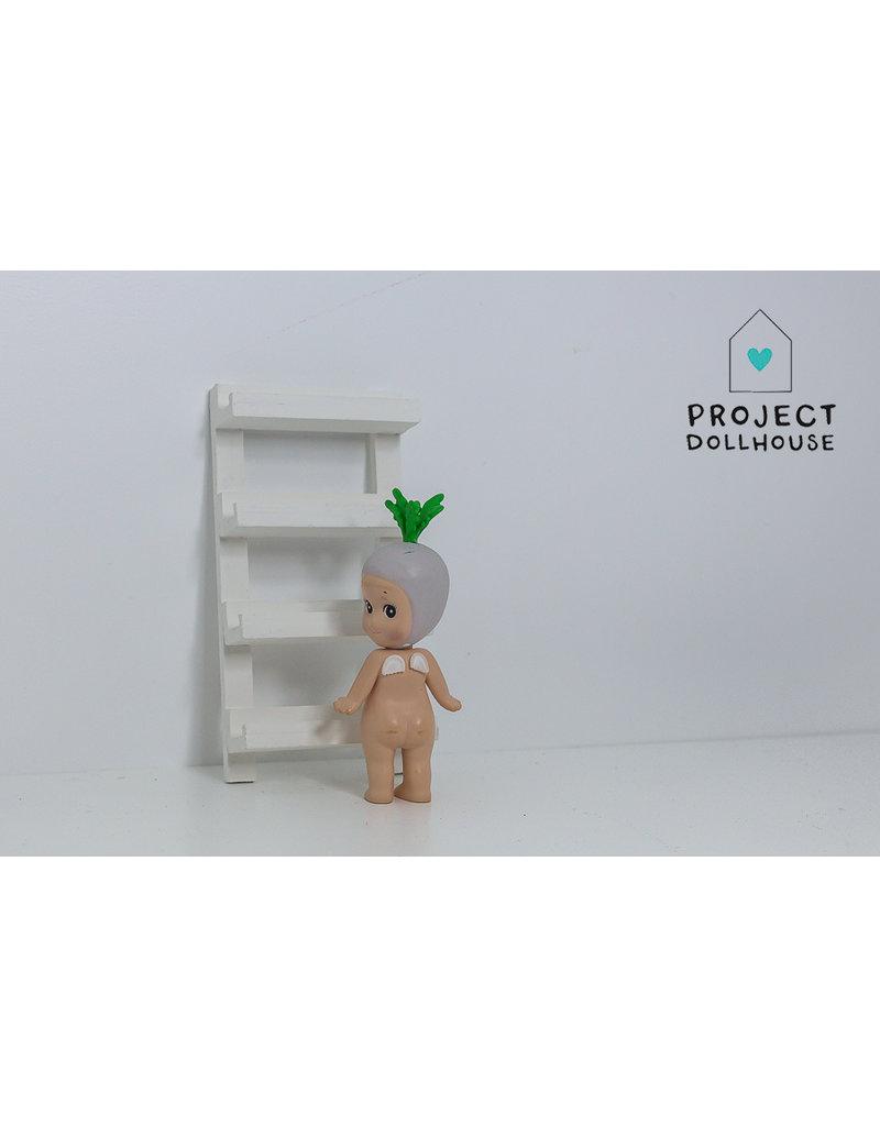 Project Dollhouse Magazine rack