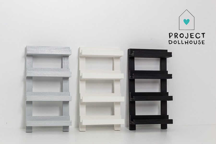 Magazine rack-2