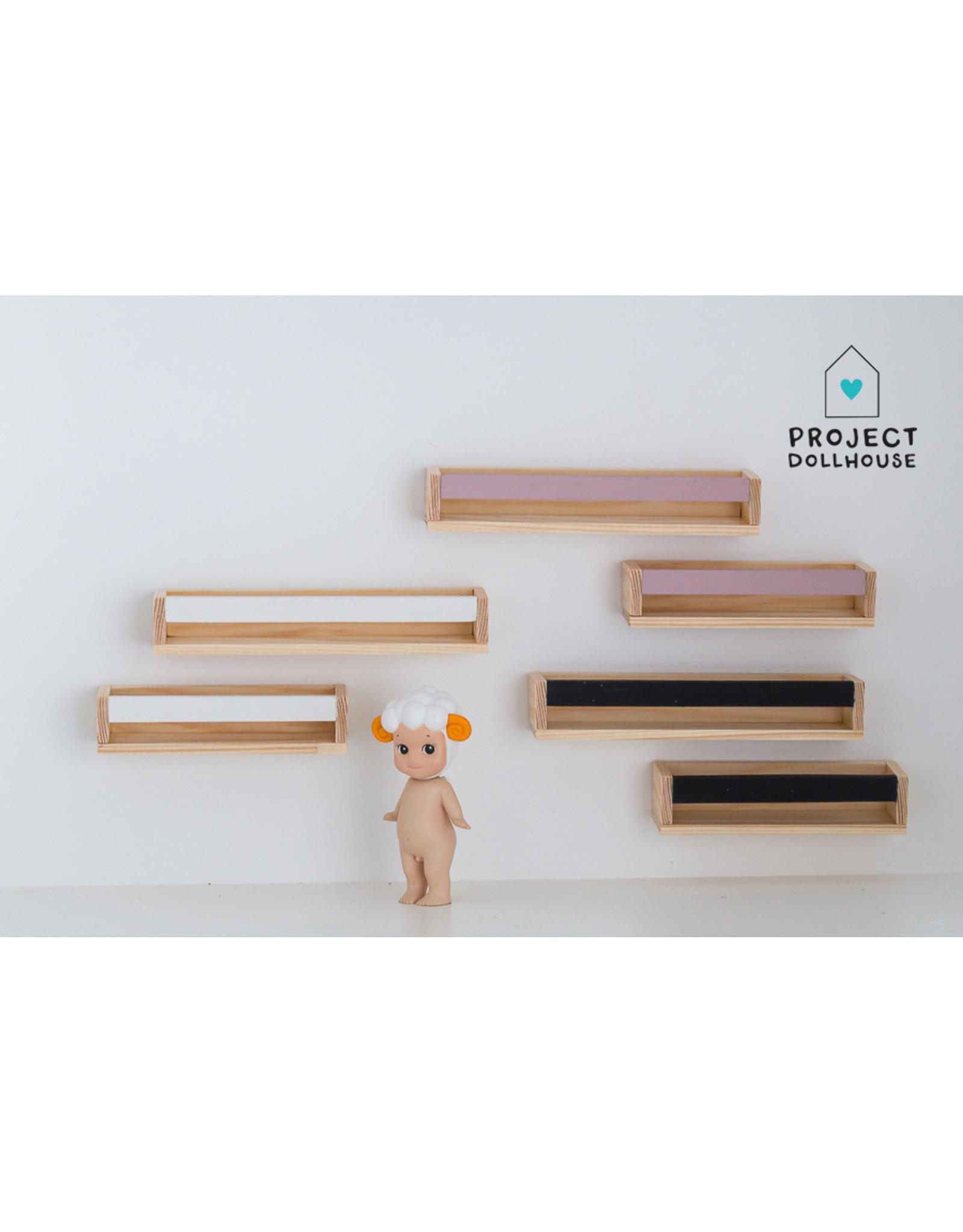 Project Dollhouse Wall Rack