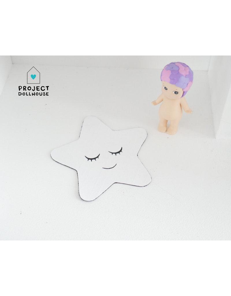 "Project Dollhouse Carpet ""Star"""