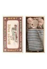 Maileg Big Brother Mouse 4 in Matchbox - 12 cm