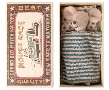 Big Brother Mouse 4 in Matchbox - 12 cm-1
