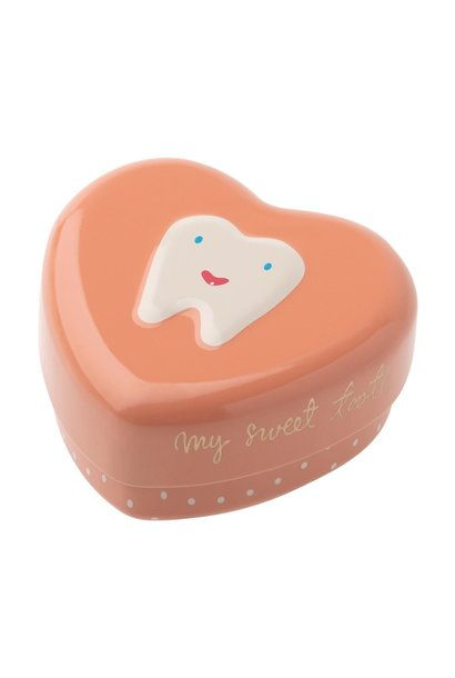 Tooth Box Pink
