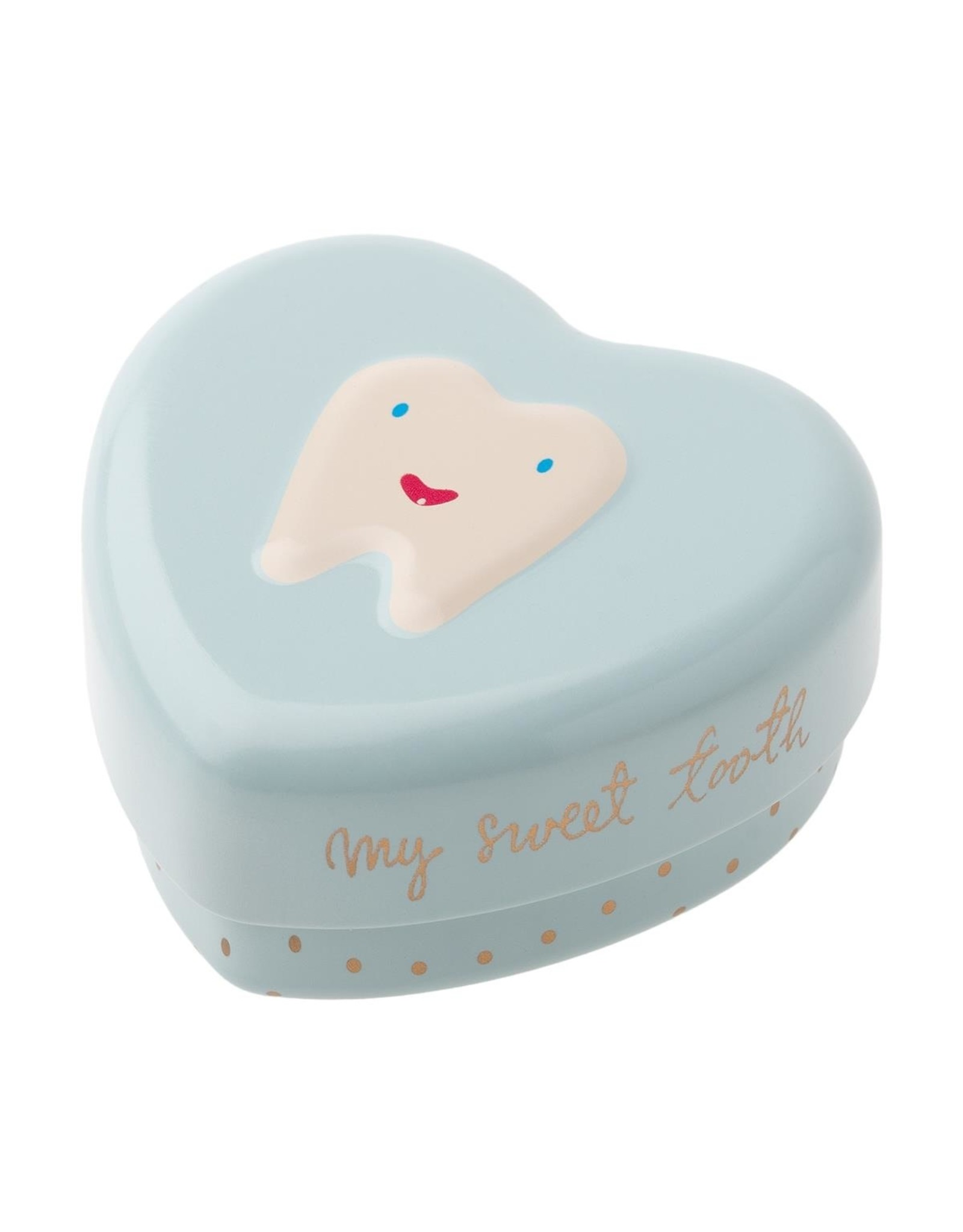 Maileg Tooth Box Blue