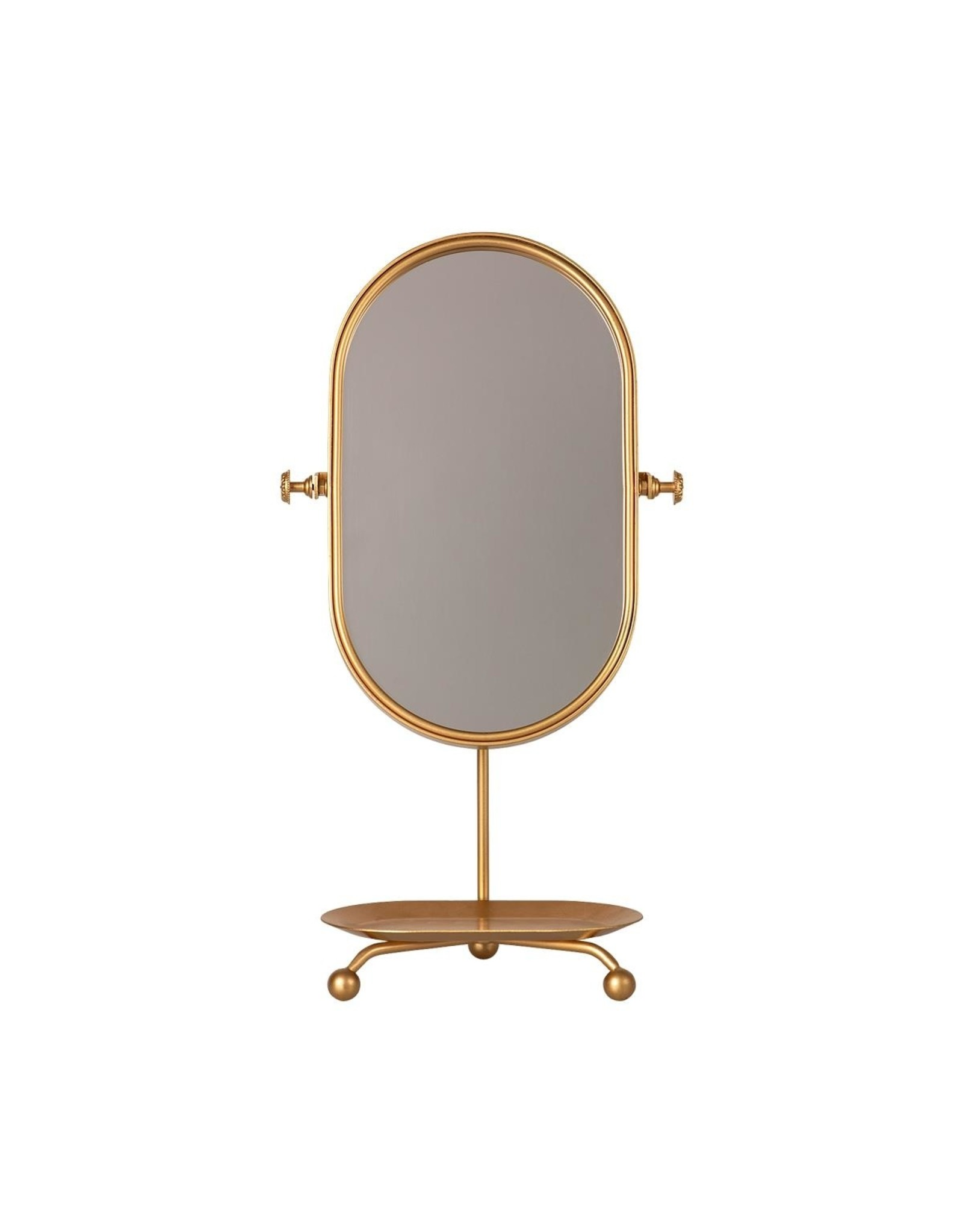 Maileg Table Mirror Gold