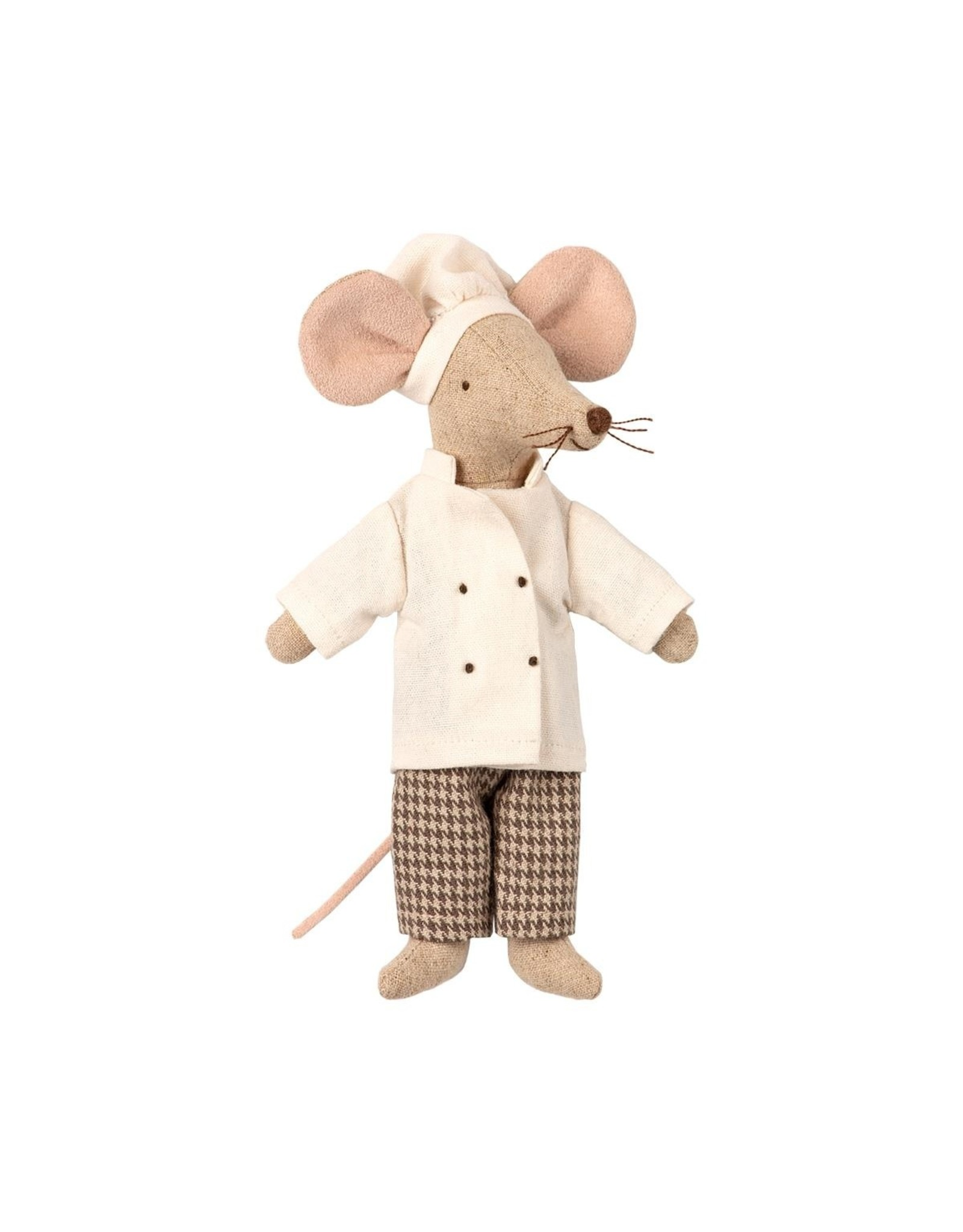 Maileg Cook Clothes - Father Mouse