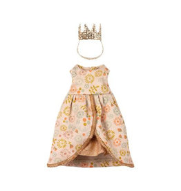 Maileg Queen Clothes - Mom Mouse