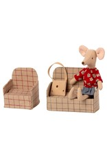 Maileg Bench Mouse