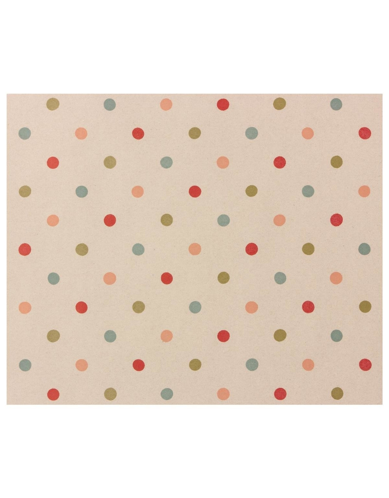 Maileg Wrapping Paper Dots