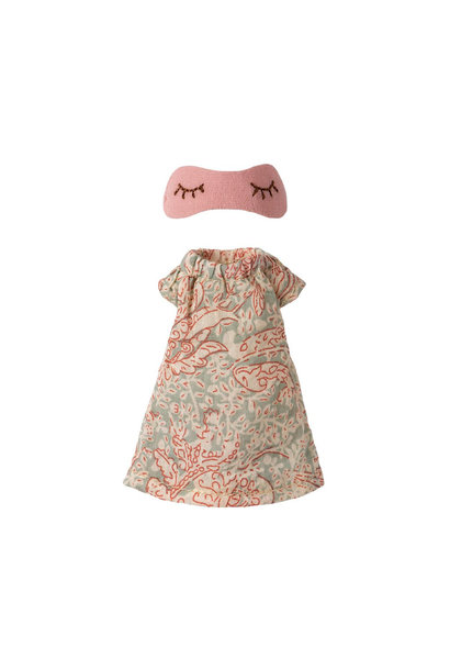 Nightgown with Sleeping Mask - Mother Mouse