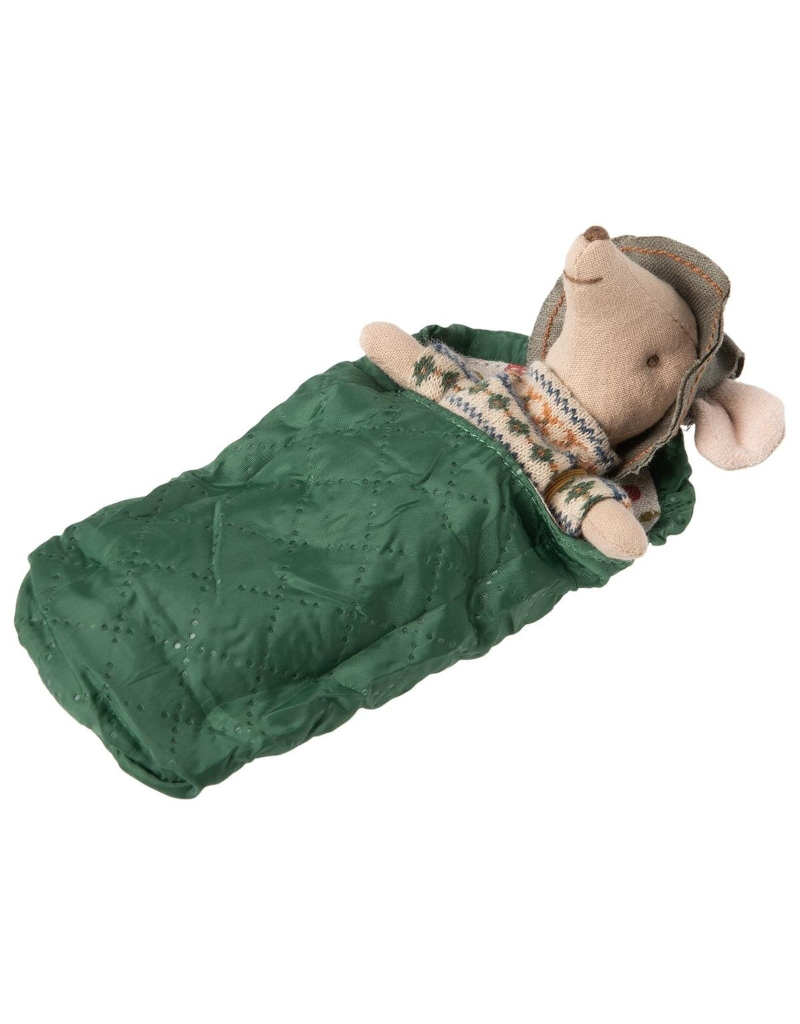 Maileg Big Brother Mouse Hiker - 12 cm